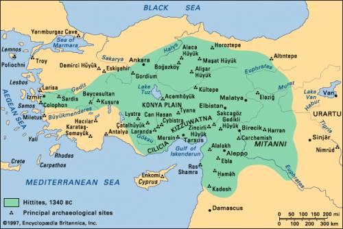 Хеттское царство хеттское царство